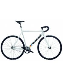 Polo and Bike Williamsburg New Gen Fixie Bike - White