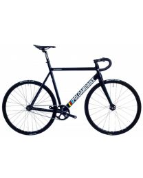 Polo and Bike Williamsburg New Gen Fixie Bike - Black