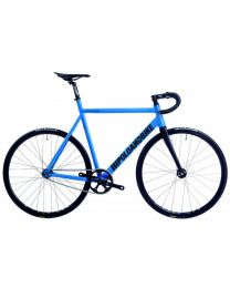 Polo and Bike Williamsburg New Gen Fixie Bike - Blue