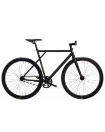 Cmndr S.A.S. Black Fixie Bike