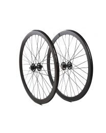 H+Son SL42 / Ridea Naven Track Wielset