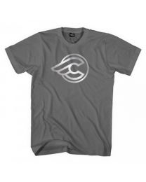 Cinelli WINGED REFLECTIVE T-Shirt dark grey M
