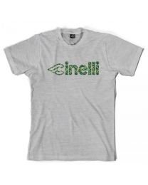 Cinelli Cork Camo T-Shirt Grey