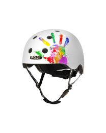 Melon Handprint Helm