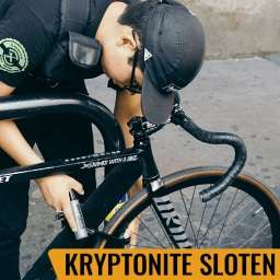 kryptonite slote, mini 7, beugelslot, fixedgear, fixie, singlespeed, shop, winkel